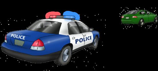 Cop's Corner Pursuit